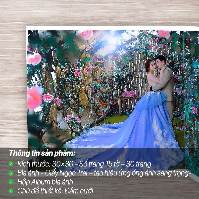 Photobook Giấy Ngọc Trai